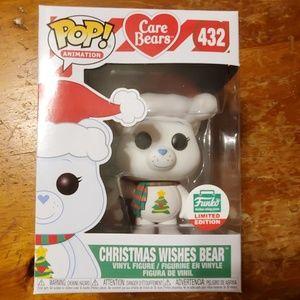Care bears christmas Wishes funko pop